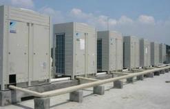 大型中央空调回收