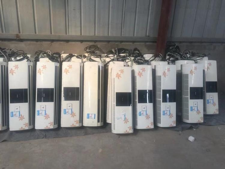 南昌空调回收 南昌二手空调回收 回收中央空调 多联机组回收