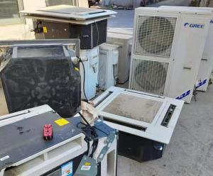 南昌高价大量回收二手空调